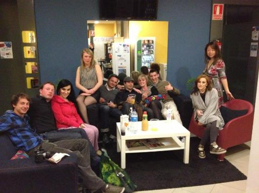 Barcelona youth hostel reviews