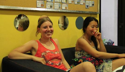 Best and safe youth hostel for girls in Barcelona Spain